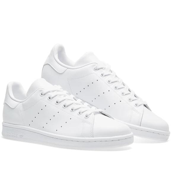 le adidas bianchi, scarpe poshmark stan smith